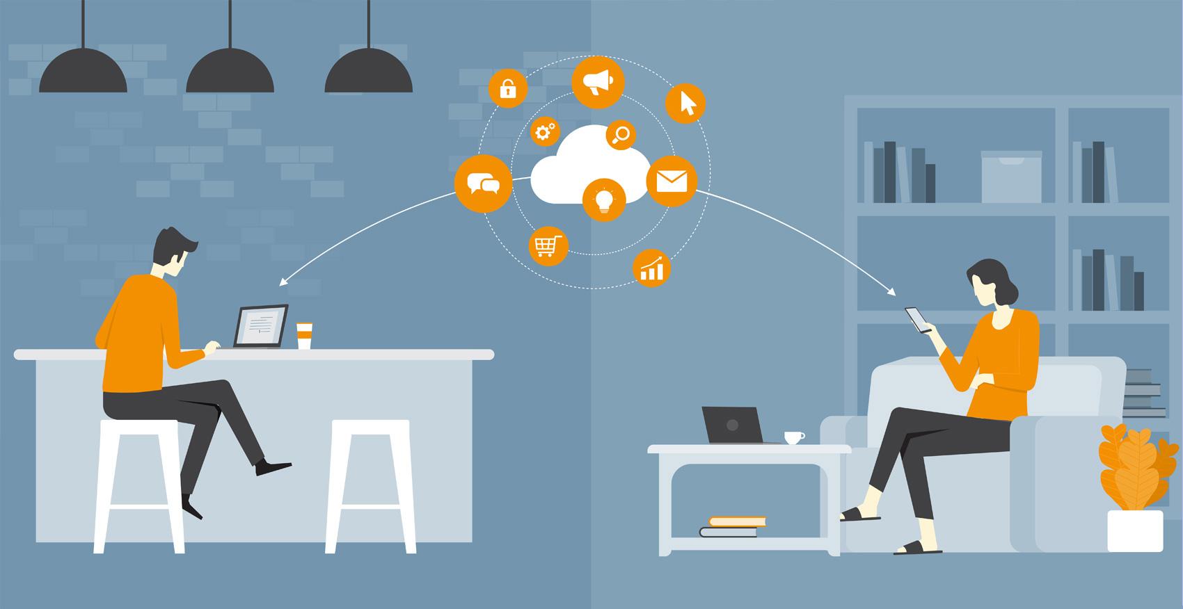 Guía para el trabajo remoto – Fundación País Digital
